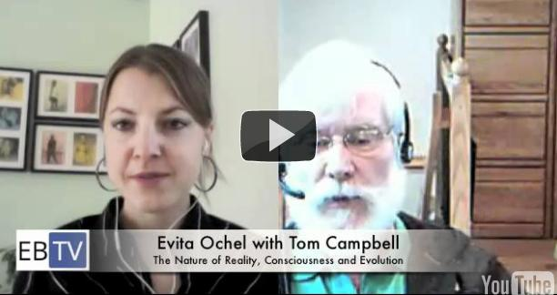 NASA Physicist Tomas Campbell on Reality