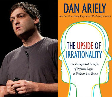 Dan Ariely, Prof. of Behavioral Economics, Seeks To Account For Human Nature