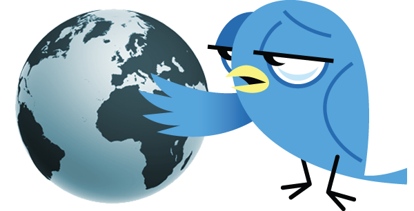 New Twitter Study Shows Global Happiness On The Decline