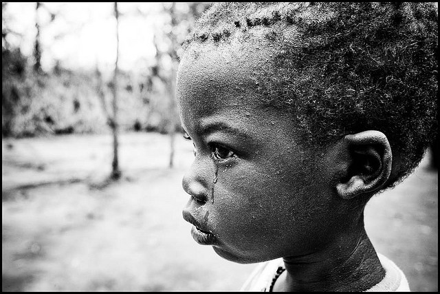 The World We've Made: Every 5 Seconds A Child Dies From Malnutrition And Hunger