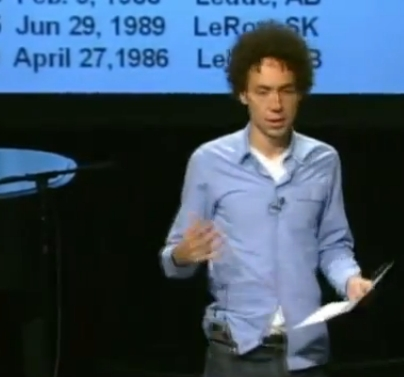 Malcolm Gladwell Explains Why Human Potential Is Being Squandered [PopTech Video]