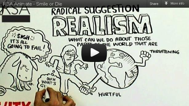 Forced Positive Thinking Doesn't Solve Problems [RSA Video]