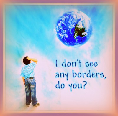 Breaking Down The Borders Between People