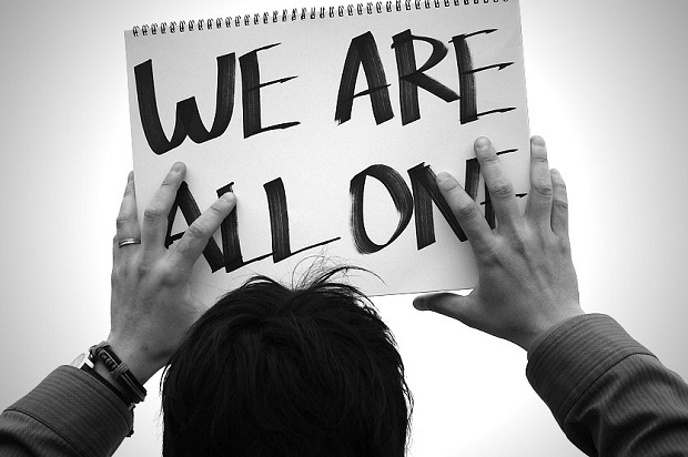 What The Kids Are Saying: We R All One
