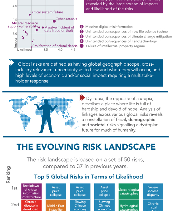 World Economic Forum Global Risks Infographic