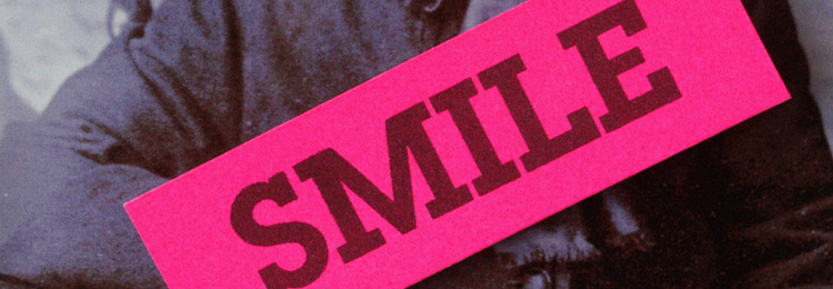 The Smile Test: Can You Smile Yourself Happy?